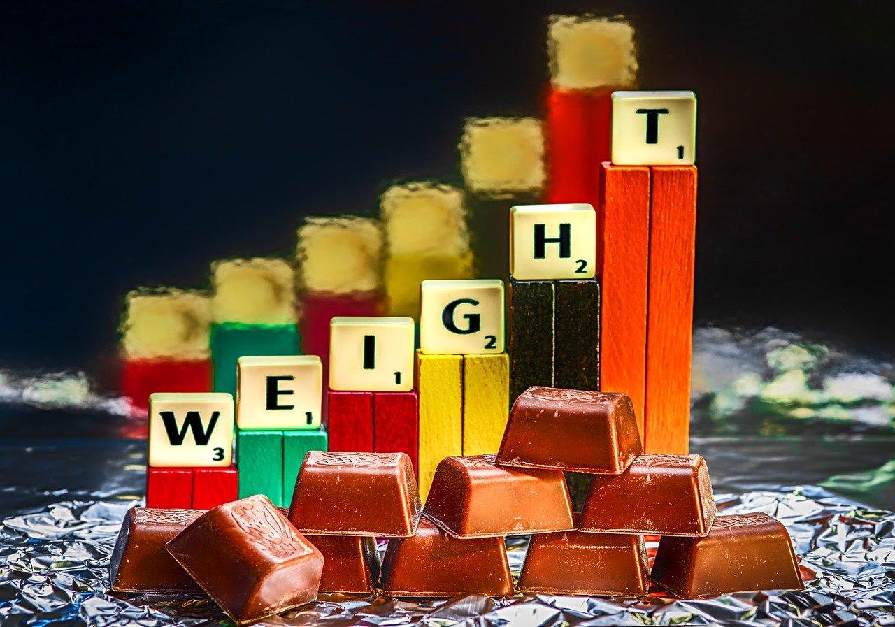 Overvægtige børn, unge og voskne